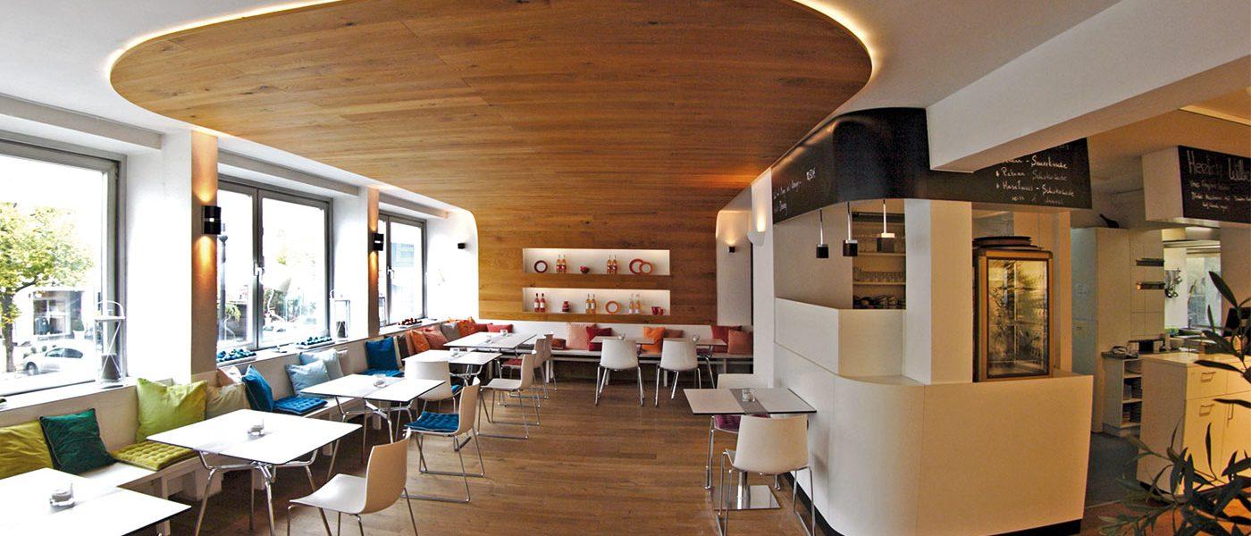 Mayr's Bistro – das perfekte Restaurant für Freunde der vegetarischen und veganen Küche in Planegg bei München