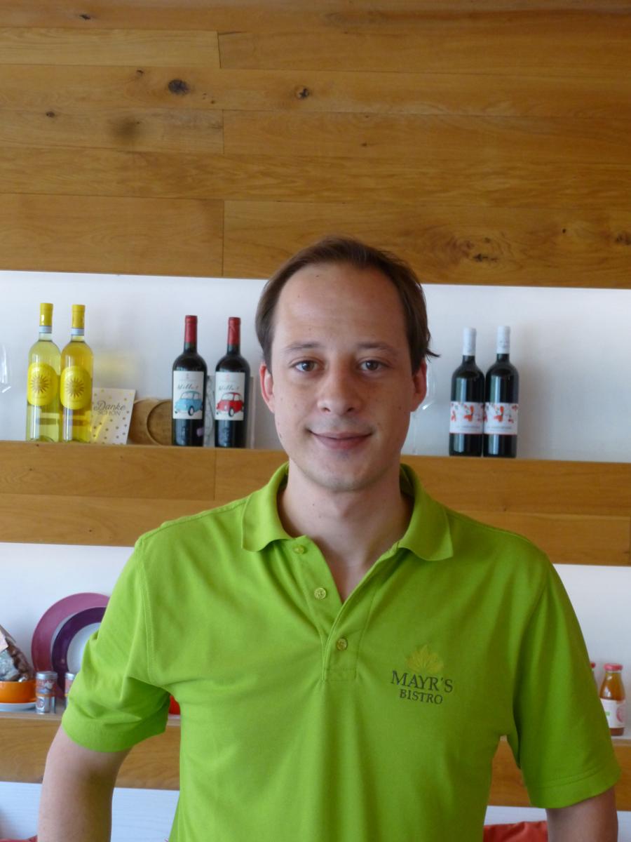 Nico Dermühl, Mayr's Bistro in Planegg bei München