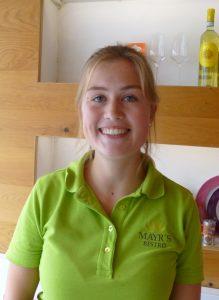Sarah Stellmach, Mayr's Bistro in Planegg bei München