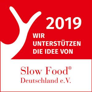 Wir unterstützen die Idee von SlowFood Deutschland e.V